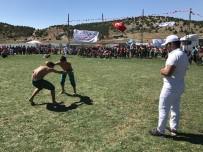 SEYRANI - Türkiye'nin Tek Güreş Kulübüne Sahip Köyü