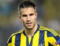 ROBİN VAN PERSİE - Van Persie'den Fenerbahçe'yi şoke eden sözler!