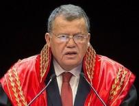 YARGITAY BAŞKANI - Yargıtay Başkanı Cirit'ten FETÖ yargılamalarına ilişkin mesajlar