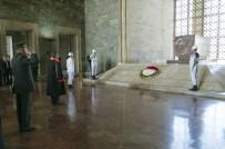 ANıTKABIR - Yargıtay Üyeleri Anıtkabir'i Ziyaret Etti