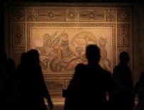 FIRAT NEHRİ - Zeugma Mozaik Müzesi'ne bayram ilgisi