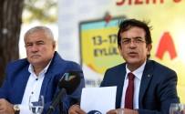 KABAK TATLıSı - 70 İlin Yöresel Ürünleri Antalya'da Buluşacak