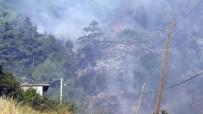 CANER YıLDıZ - Alevler Köye Sıçradı