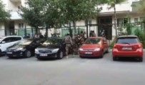 ATAKÖY - Ataköy'de Rastgele Ateş Eden Şahıs Polisi Alarma Geçirdi