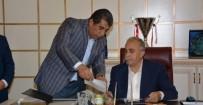 NİHAT ÇİFTÇİ - Atilla Fakıbaba'ya Taleplerini İletti