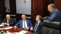 YAŞANABİLİR KENT - Başkan Karaosmanoğlu, Ankara'da Kocaeli'yi Anlattı