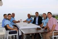 ALI GÜNGÖR - Başkan Türkmen'den Zabıta Personeline Kutlama