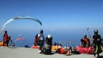 ÖLÜDENİZ - Bayramda Babadağ'dan 8 Bin 838 Kişi Uçtu