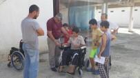 AKÜLÜ SANDALYE - Büyükşehir 2 Engelliyi Daha Sevindirdi