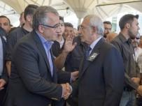 CENGIZ TOPEL - CHP Lideri Kılıçdaroğlu, Fikret Kemal Yıldırım'ın Cenaze Törenine Katıldı