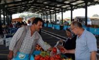 ORGANIK TARıM - Doğal Ürünler Bahçesi Ve Pazarı Sağlıklı Beslenmek İsteyenlerin Uğrak Mekanı Oldu