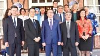 BÜYÜK BULUŞMA - Dünya Tarihi Kentler Birliği 2018'De Bursa'da Buluşacak
