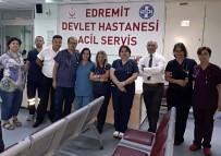 ÖZEL HASTANELER - Edremit Devlet Hastanesi Kabuğuna Sığmıyor