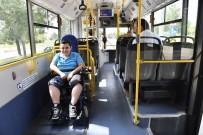 ENGELLİ ASANSÖRÜ - EGO Otobüslerinin Tamamı Engelli Erişimine Uygun