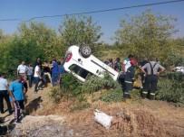 YARıMCA - Elazığ'da Trafik Kazası Açıklaması 5 Yaralı