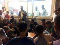 KORSAN GÖSTERİ - Emniyet Müdüründen Gece Yarısı Kahvehane Ziyareti