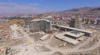 SERHAT VANÇELIK - Erzurum Şehir Hastanesi 2018 Yılında Hizmete Girecek