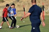 DIALLO - Evkur Yeni Malatyaspor, Kasımpaşa Maçının Taktiğini Çalıştı