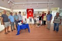 YURTTAŞ - Foça'da Ünlü Yazar Muzaffer İzgü Unutulmadı