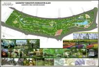 BOTANİK BAHÇESİ - Gaziantep'in Yeni Vizyon Projei Start Aldı