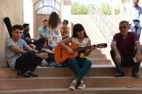 YETENEK SıNAVı - Harran Üniversitesinde Özel Yetenek Sınavları Başladı