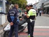 ALI KAHRAMAN - İstanbul Caddesinde Denetimler Sıklaştırıldı