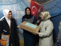 RAVZA KAVAKÇI KAN - İzmit Belediyesi'nden Mültecilere Kardeş Eli