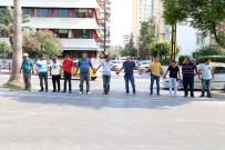 UĞUR MUMCU - 'Kaza Yolu' Kapatılsın Diye Etten Duvar Ördüler