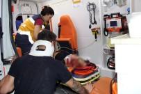GÖKHAN ÜNAL - Kazadan Ağır Yaralı Kurtulan Genç Kız Hastanede Öldü