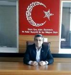 ÜSKÜP - Kick Boks Bölge Başkanı Erdoğan'dan Sami Kayıcı İle İlgili Açıklama