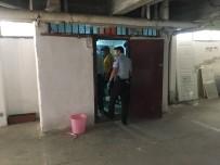 APARTMAN YÖNETİCİSİ - Kız çocuklarını taciz ettiği iddia edilen apartman yöneticisi tutuklandı
