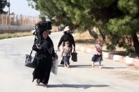 ÖNCÜPINAR - Kurban Bayramı'nı Ülkelerinde Geçiren Suriyelilerin Türkiye'ye Dönüşü Sürüyor
