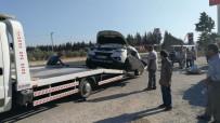 Milas'ta Kaza, 1 Yaralı