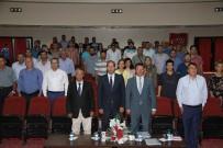 TALIM TERBIYE KURULU - 'Milli Eğitim'de Değişen Müfredat' Bilgilendirme Toplantısı Yapıldı