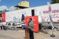 Mobil Sağlık Tır'ı Hizmete Başladı