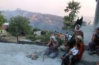 ESENGÜL CIVELEK - Muğla'da 32 Ev ve 150 hektar alan yandı