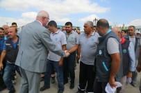HAKEM KURULU - Odunpazarı Belediyesi'nden Taşeron İşçilere Yeni Haklar Tanındı