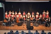 TÜRK MÜZİĞİ - Odunpazarı Halk Eğitimi Merkezi TSM Çocuk Korosu Kayıtları Başladı