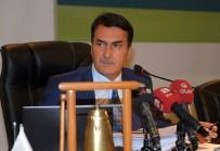 OTURMA İZNİ - Osmangazi Belediye Başkanı Mustafa Dündar Açıklaması