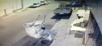 KAĞIT TOPLAYICISI - Rögar Kapağı Hırsızlığı Kamerada
