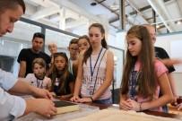 KAĞIT FABRİKASI - Seka Kağıt Müzesi Uluslararası Misafirlerini Ağırladı