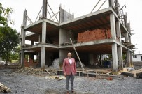 SPOR KOMPLEKSİ - Tekkeköy'den Aşağıçinik'e Hanımlar Konağı