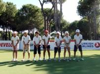 AYŞE DEMİR - TGF Yıldızlar Şampiyonası'nın 1. Ayağı Antalya'da Yapıldı