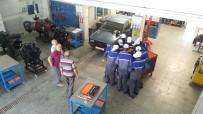 DARFUR - TİKA'dan Sudanlı Teknisyenlere Motorlu Araçlar Teknolojisi Eğitimi