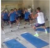 TOKATSPOR - Tokatspor'da Futbolculardan Haka Dansı