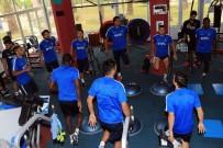 ALI YıLMAZ - Trabzonspor Denge Ve Kuvvet Çalışması Yaptı