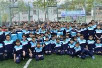 SADIK AHMET - Yıldırım'da Kış Futbol Okulu Başlıyor