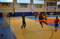 AHİ EVRAN ÜNİVERSİTESİ - Adıyaman Belediyespor, Türkiye Kupası Maçları İçin Kırşehir'de