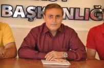 AHMET YAVUZ - AK Parti Yerköy İlçe Başkanı Yavuz Kongrede Aday Olmayacak