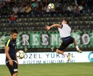 OSMANPAŞA - Akhisar Belediyespor, Bursaspor Maçı Hazırlıklarını Sürdürüyor